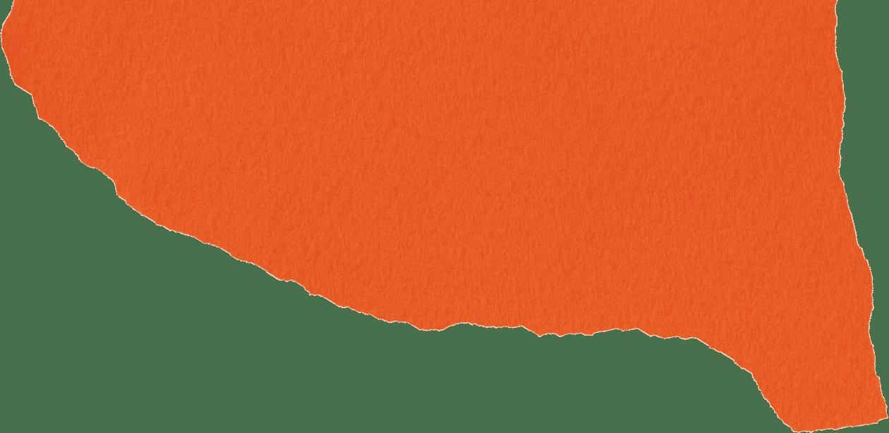 Oranges Papier